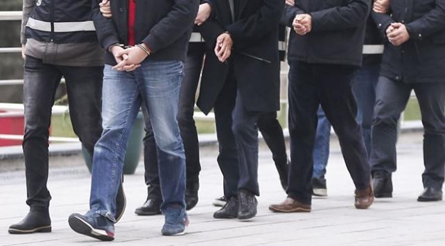 Konyada düzenlenen DEAŞ operasyonunda 8 şüpheli gözaltına alındı