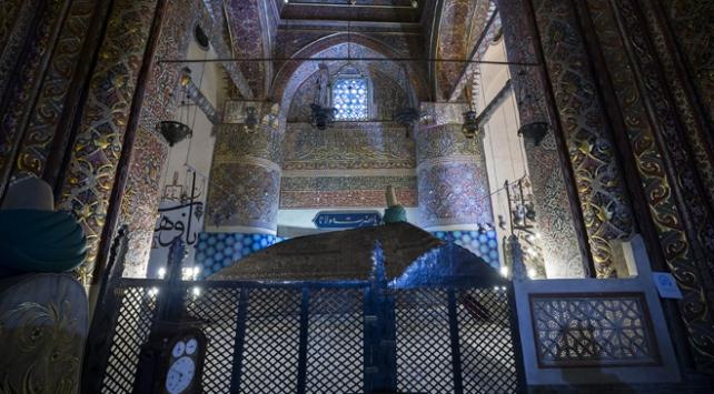 Mevlana Müzesinden Şeb-i Arus haftasında ziyaretçi rekoru