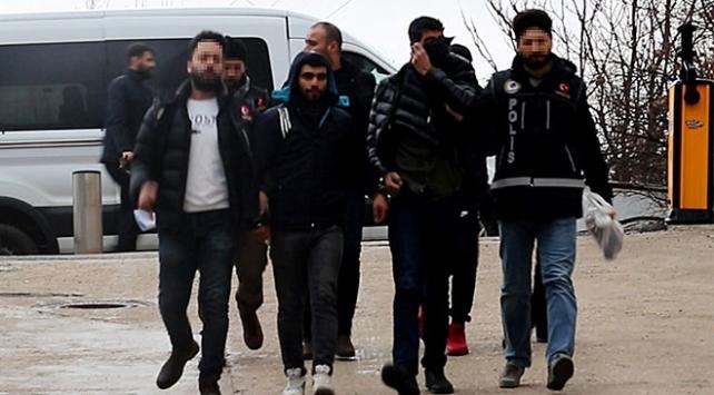 Elazığdaki uyuşturucu operasyonunda 4 kişi tutuklandı