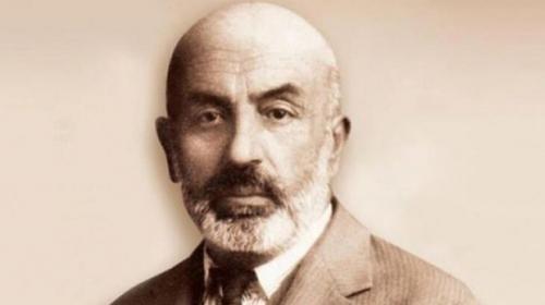 Vefatının 83. yılında İstiklal Şairi Mehmet Akif Ersoy