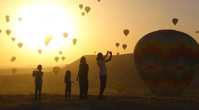 Kapadokyadaki tesisler yeni yılı tam dolulukla karşılayacak