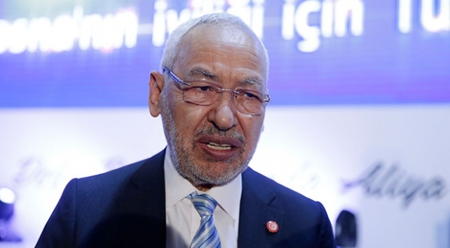 Tunus Meclis Başkanı Gannuşi: Ülke, hükümet boşluğunu daha fazla kaldıramaz