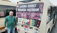 İstanbul yollarında bir İyilik Minibüsü