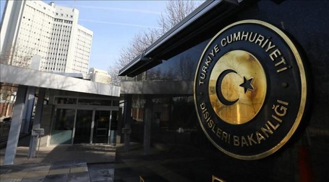 Türkiyeden Kazakistana başsağlığı mesajı