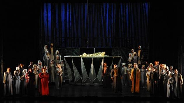 İstanbul Devlet Opera ve Balesi 79 bin sanatseveri ağırladı