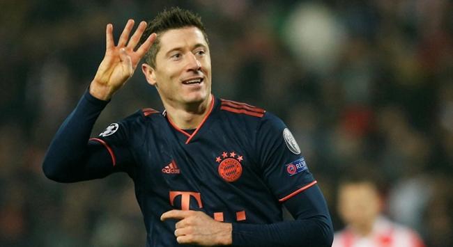 Lewandowski rekoru kırabilecek mi?