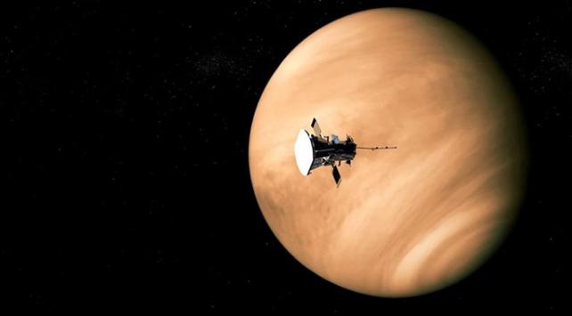 NASAnın Güneş kaşifi Venüsten ikinci kez geçti
