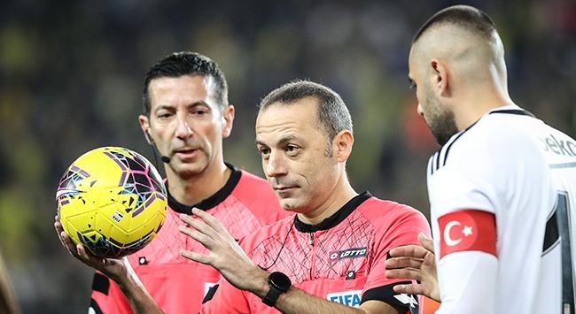 Fenerbahçe-Beşiktaş derbisi hakemleri hakkında suç duyurusu