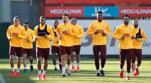 Galatasarayın devre arası hazırlık programı belli oldu