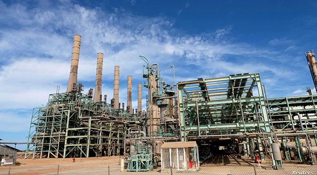 Libyanın enerji kaynakları