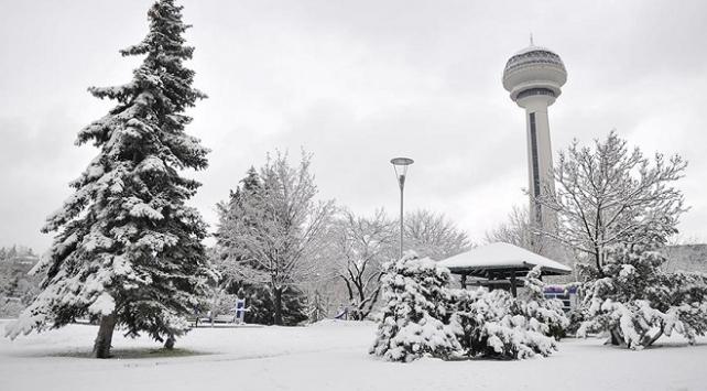 Yeni haftada İstanbulda yağmur, Ankarada kar bekleniyor