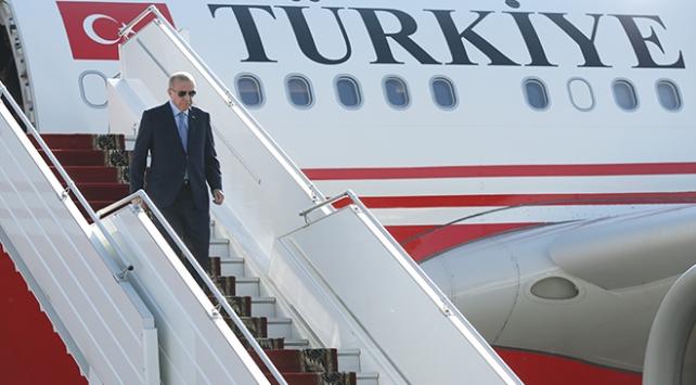 Cumhurbaşkanı Erdoğan 2019da 19 yurt dışı ziyaret gerçekleştirdi
