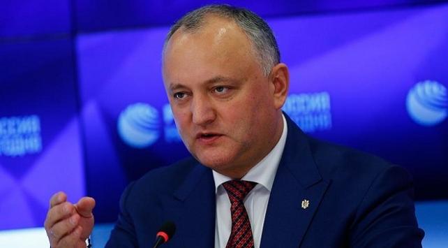 Moldova Cumhurbaşkanı Igor Dodon Türkiyeye geliyor