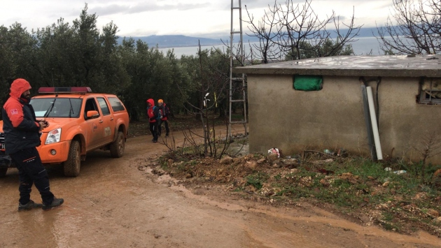 Bursada kaybolan çiftçi aranıyor