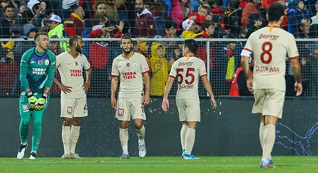 Galatasaray beklentilerin uzağında kaldı