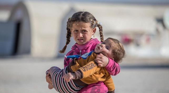 UNICEFten kan donduran çocuklara yönelik ağır ihlaller raporu
