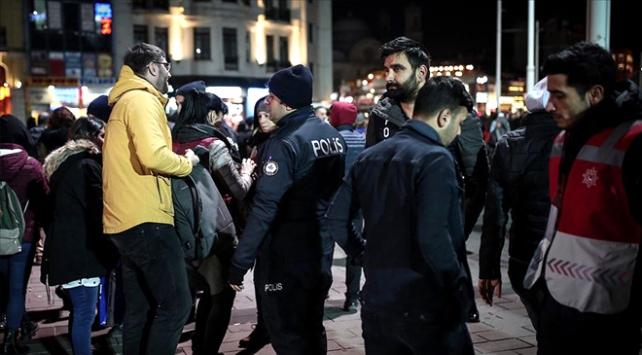 Ankarada bazı yollar yılbaşında trafiğe kapatılacak