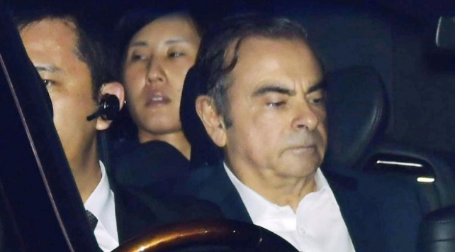 Lübnan: Nissanın eski yöneticisi ülkeye yasal yollarla girdi