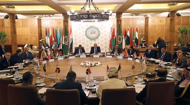 Libya Daimi Temsilcisi Şemahiden Arap Birliğine sert eleştiri