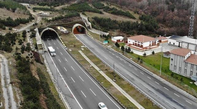 İstanbulun Anadoluya açılan kapısından 11,3 milyon araç geçti