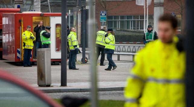 Hollandada bazı şirketlere içinde bomba bulunan mektup gönderildi