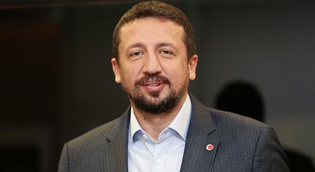 Hidayet Türkoğlundan TRTye teşekkür