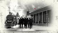 Milyonlarca yolcunun başkentteki durağı: Tarihi Ankara Garı