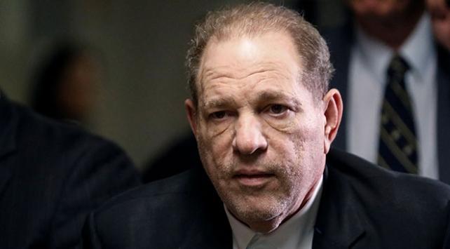 ABDli film yapımcısı Harvey Weinsteina yeni cinsel taciz suçlaması