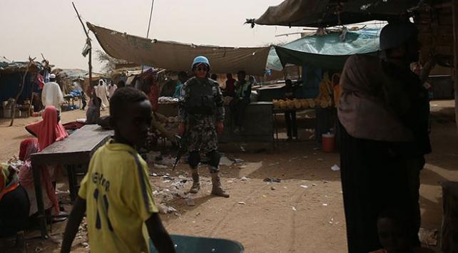 Darfurdaki çatışmalar nedeniyle 5 bin kişi Çada sığındı