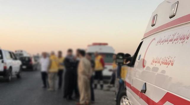 Irakta Haşdi Şabi milisleri göstericilere saldırdı: 7 yaralı