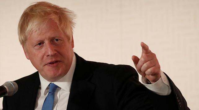 İngiltere Başbakanı Johnson: Süleymaninin elinde İngiliz askerlerinin kanı var