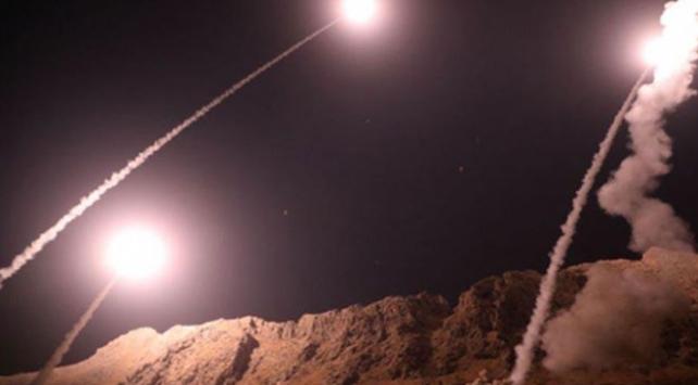 Pentagon: İran 3 ayrı noktadan 16 kısa menzilli füze fırlattı