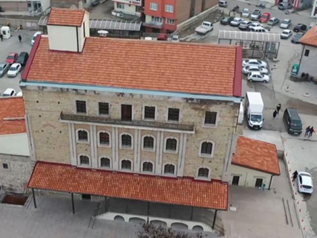 Aksarayın eskimeyen tarihi: Azmi Milli Un Fabrikası