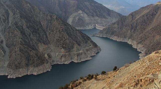 Çoruh Nehrindeki barajlardan ülke ekonomisine 6 milyar 869 milyon liralık katkı