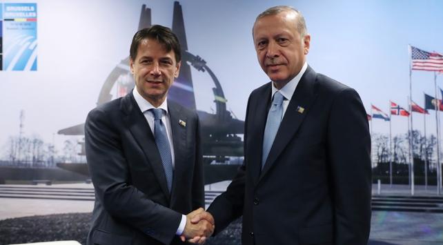 giuseppe conte erdoğan ile ilgili görsel sonucu