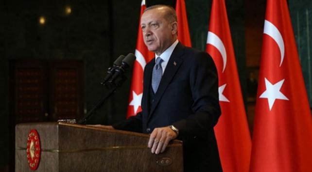 Cumhurbaşkanı Erdoğandan 10 Ocak İdareciler Günü mesajı
