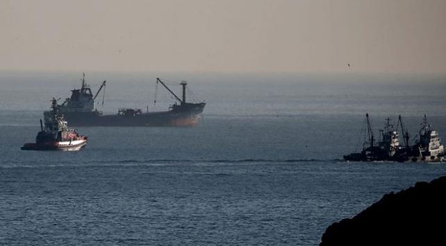 Kilyostaki tekne kazasında kaybolan kişileri arama çalışmalarına ara verildi