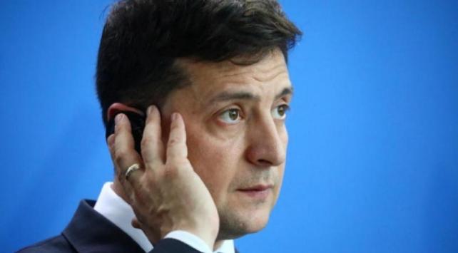 Ukrayna Devlet Başkanı Zelenskiy: Resmi özür bekliyoruz
