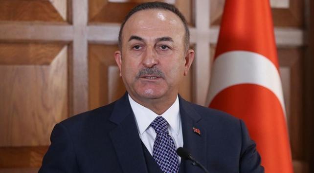 Bakan Çavuşoğlu: Rusyadan beklentimiz Hafteri ateşkese ikna etmeleri