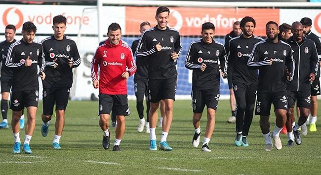 Beşiktaş Antalya kampını noktaladı