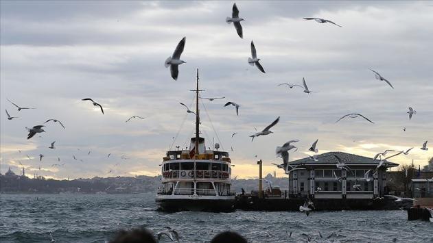 İstanbulda hafta sonu yağış bekleniyor