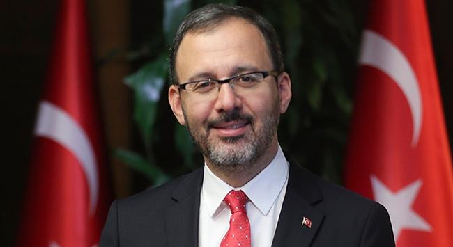 Bakan Kasapoğlu: Çalıştayda sorunlara çözüm arayacağız