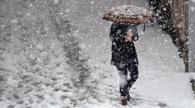 Meteorolojiden 4 ile kar uyarısı