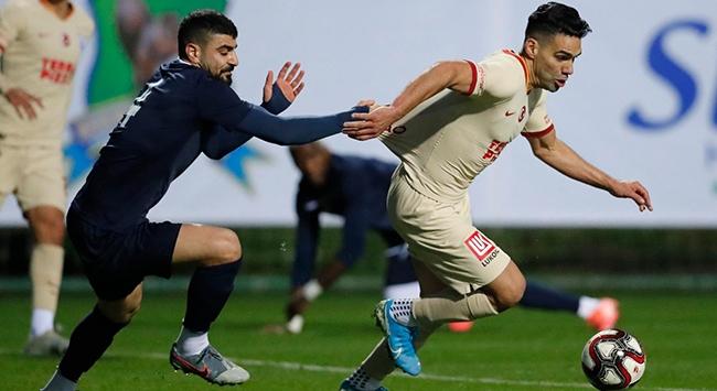 Galatasaraydan tek gollü prova