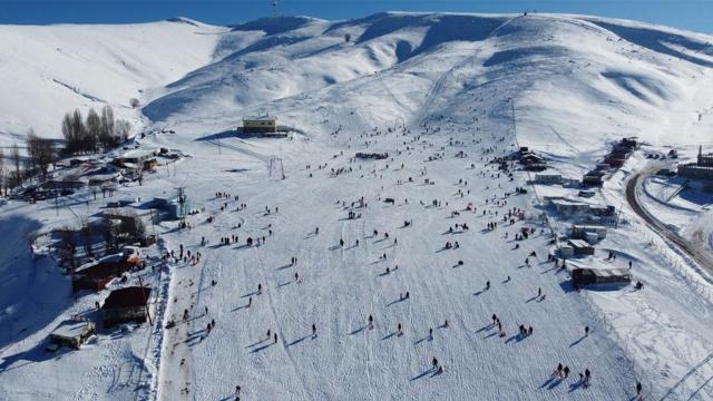 Ankaralıların kayak merkezi: Elmadağ