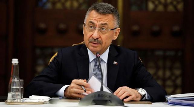 Cumhurbaşkanı Yardımcısı Fuat Oktay Ummana gidiyor