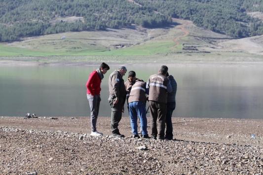 Tahtaköprü Baraj Göletinde su kuşu sayımı yapıldı