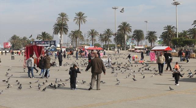Libya halkı ateşkesten memnun