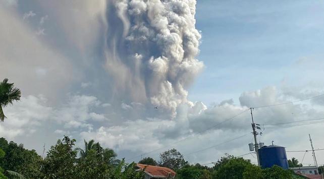 THY yanardağ patlaması nedeniyle Manila uçuşlarını iptal etti