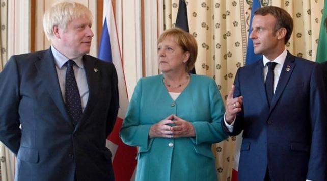 İngiltere, Almanya ve Fransadan ortak açıklama: İranı anlaşmaya tam olarak yeniden uymaya çağırıyoruz